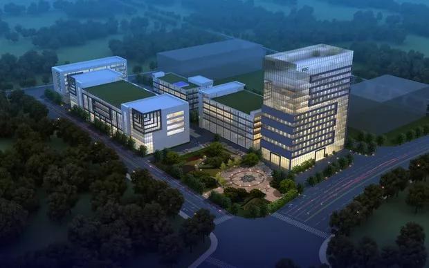 喜讯|亚合大新办公大楼奠基仪式圆满落幕,拟建全国高端智能锁产业基地